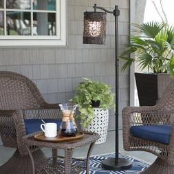 Kenroy Home 32144ORB Brent, Outdoor Floor Lamp, Oil Rubbed B