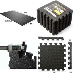 EVA Foam Interlocking Tiles Small Protective Foam Floor Mats