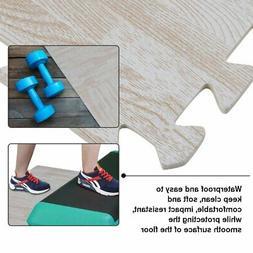 Interlocking Floor Protection Mats EVA Foam Home GYM Puzzle