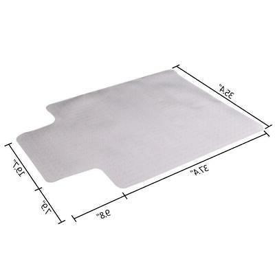 48x 36 pvc floor mat protector carpet