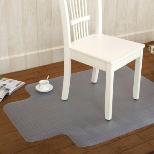 Carpet Chair Mat PVC Studded Rug Protection Desk Office