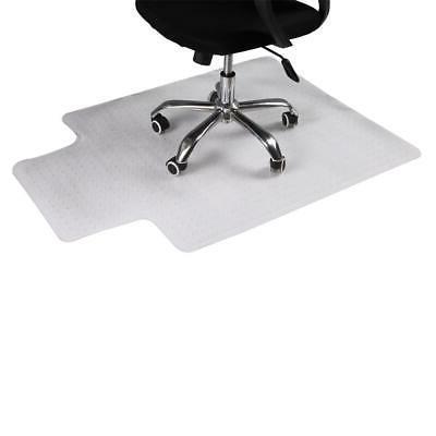 "48x 36"" PVC Floor Mat Protector Carpet for Home Office Desk"