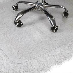 Mat PVC Home Office Carpet Hard Protector Desk Floor Chair T