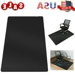PVC Mat Home Office Carpet Hard Protector Floor Office Chair