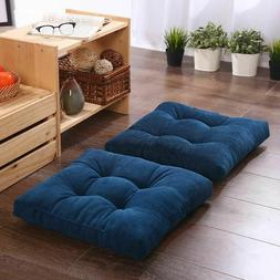 Square Floor Cushion for Floor Sitting Square Throw Pillow f
